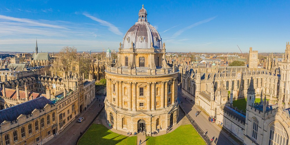 Is Oxford a Real College Town? — Part 8