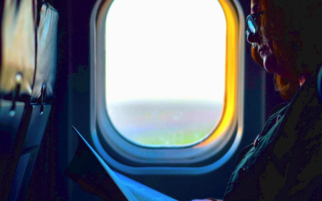 Nervous About Flying? 10 Tricks to Calm Yourself for Your Flight