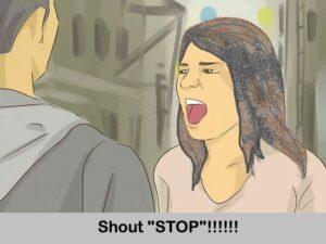 Shout Stop!